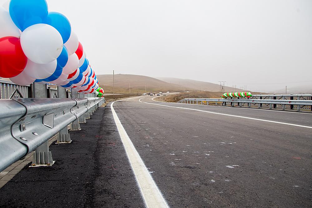 В Ингушетии после реконструкции открыли участки автодороги Назрань-Малгобек-Нижний Курп-Терек