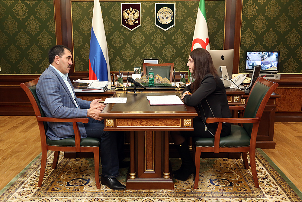 В Ингушетии учредят общереспубликанский День приема граждан