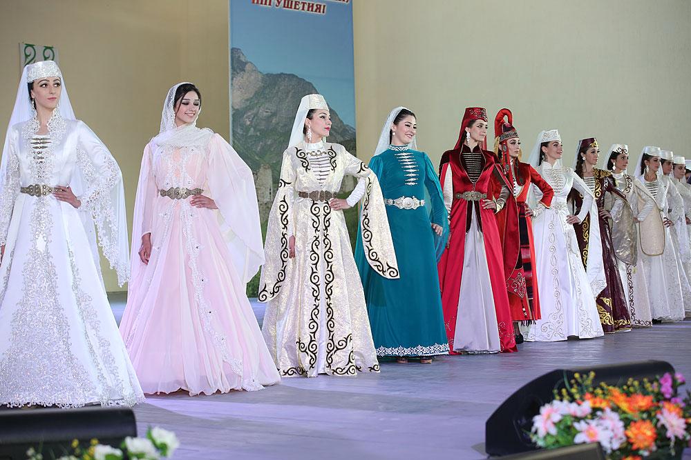 Чеченский Национальный Костюм