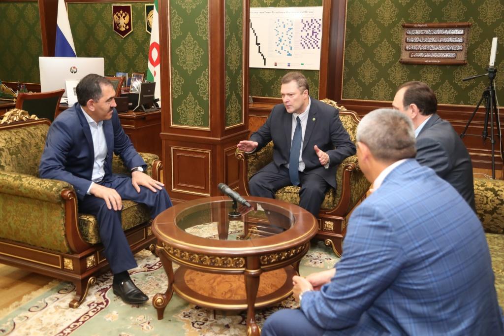 Руководитель Ингушетии осудил глупость напоказ после инцидента насвадьбе вАли-Юрте