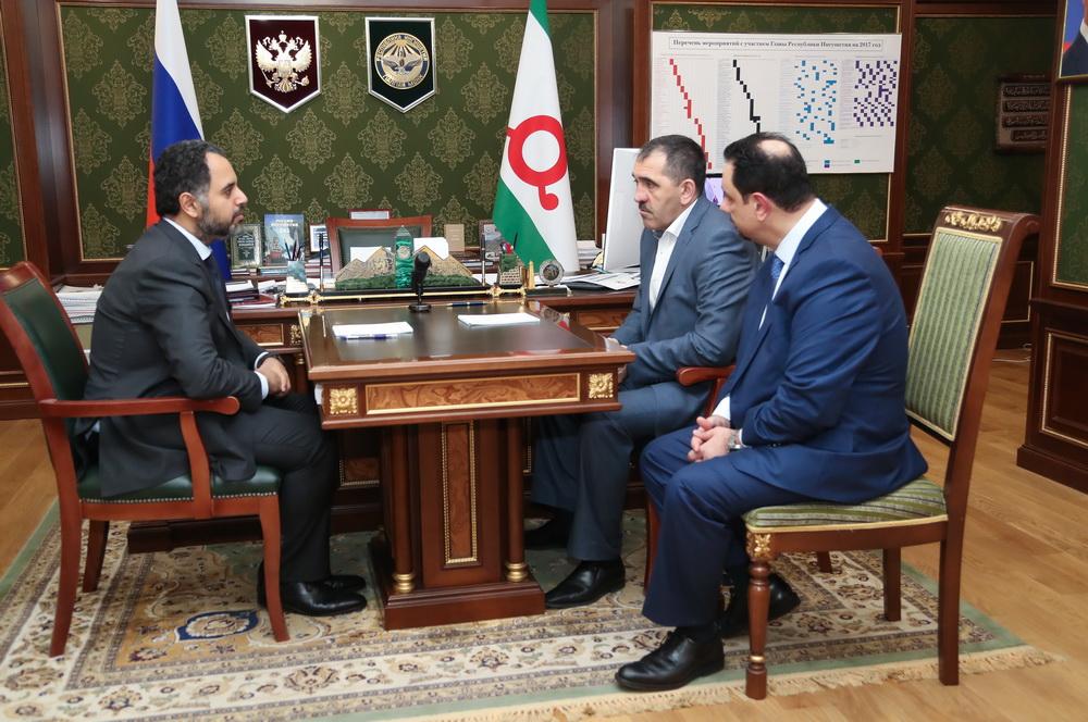 Катар иИнгушетия будут развивать двустороннее сотрудничество