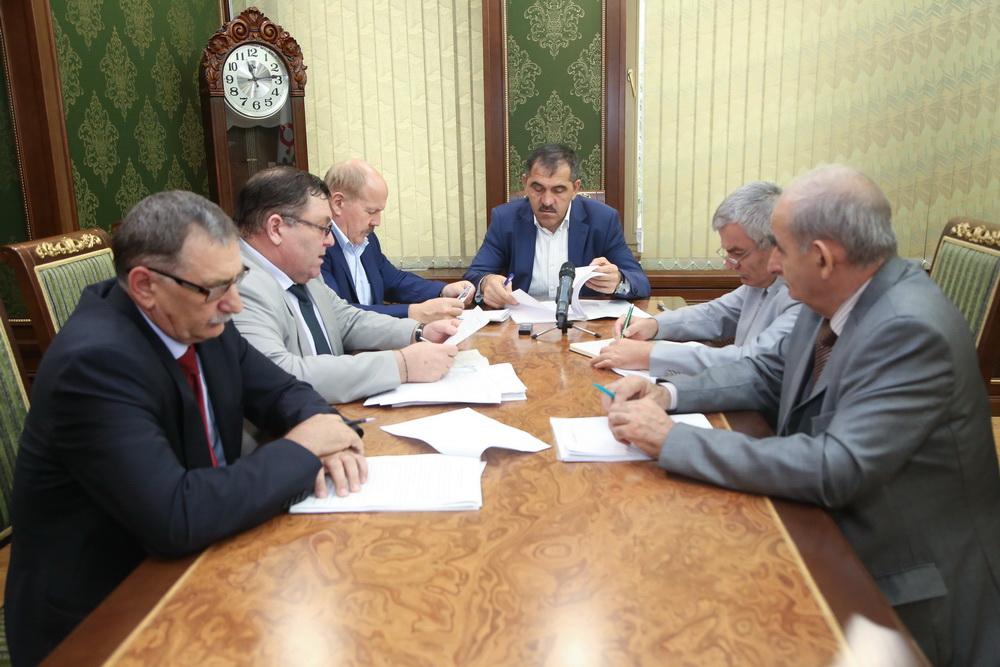 Миллиард рублей затратят в Ингушетии на реконструкцию электросетей и трансформаторов - Евкуров