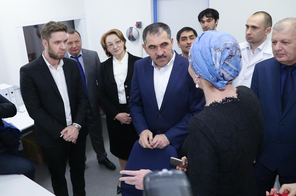 ВНазрани открылась клиника «Академия здоровья»