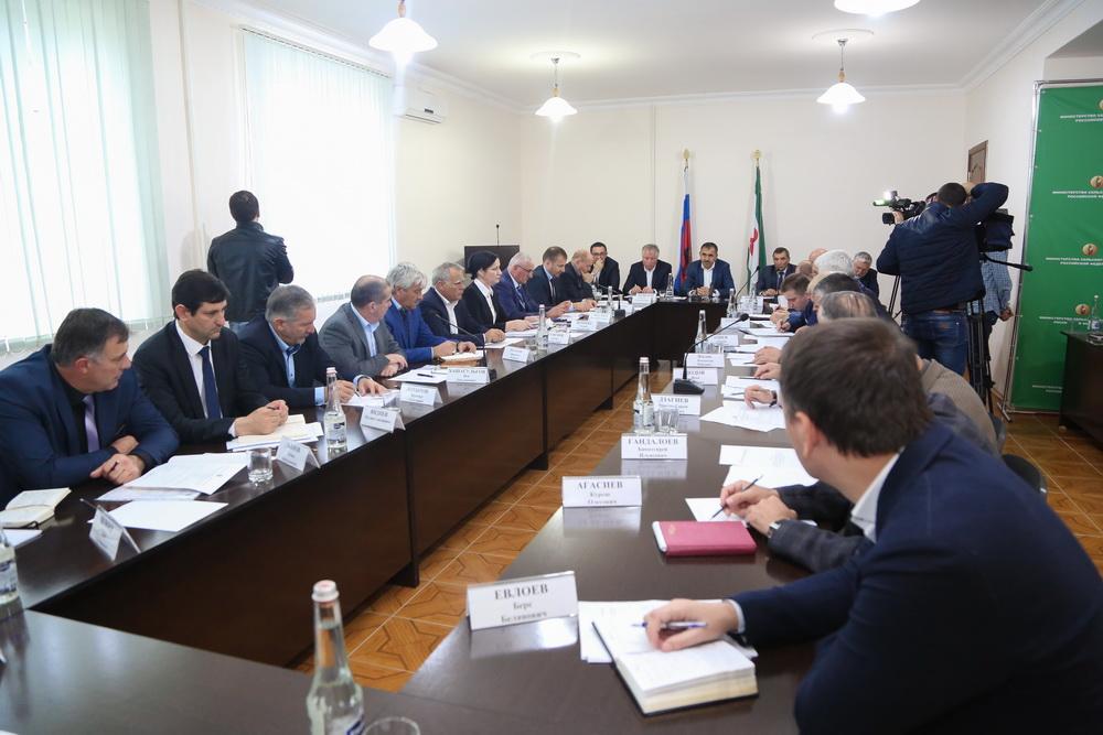 ВИнгушетии снят отдолжности министр сельского хозяйства
