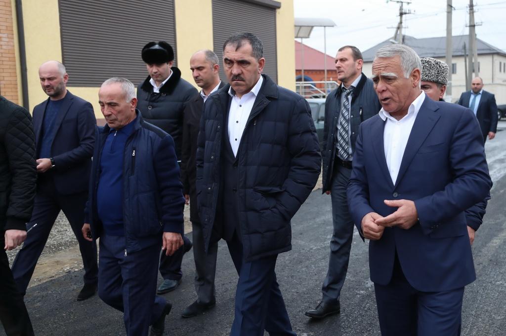 ВИнгушетии задержали пятерых пособников напавших напост ДПС террористов