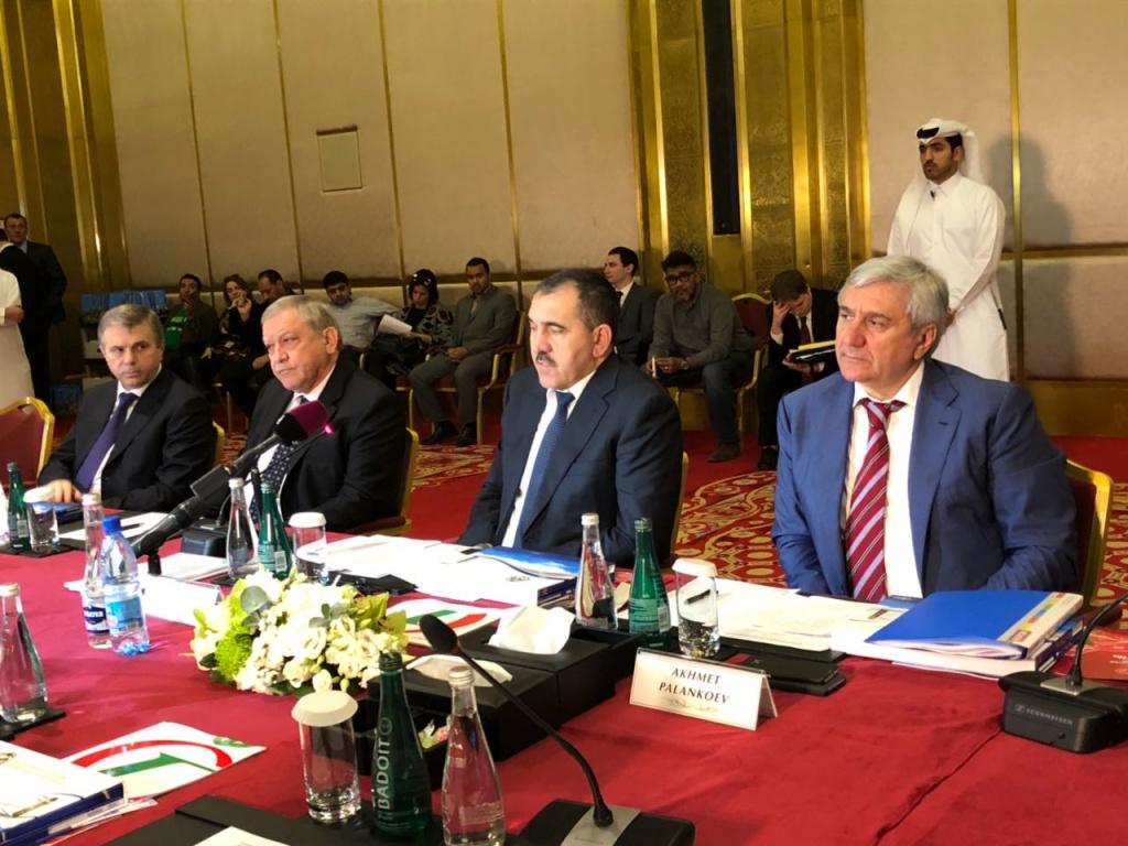 Ингушетия обеспечит Катар водой ияблоками