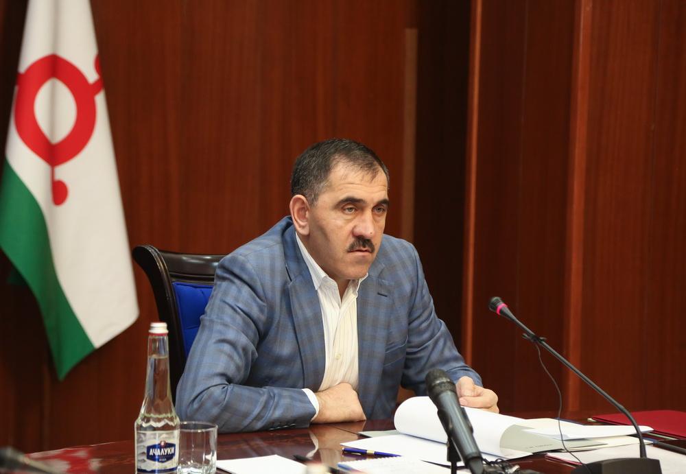 Евкуров назначил 3-х вице-премьеров исемь министров