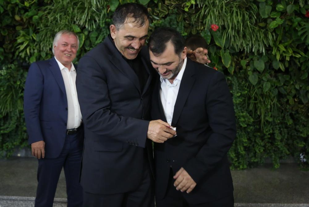Рио-2016. руководитель Ингушетии подарил квартиру имашину выступавшему заТурцию борцу