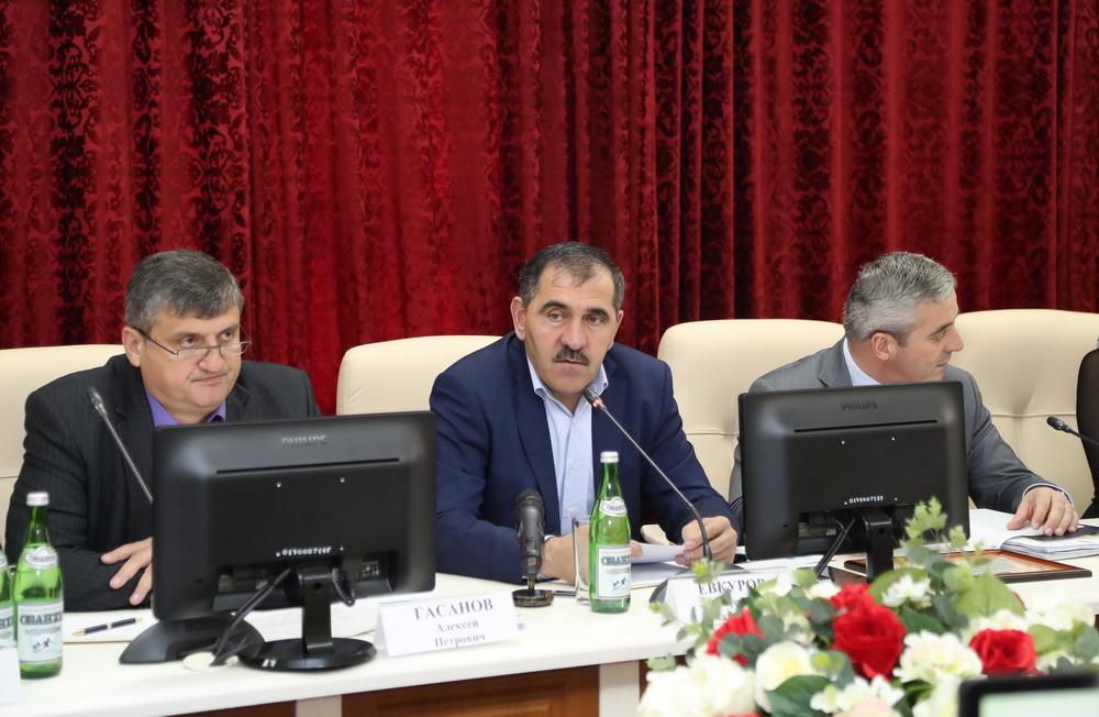 Руководитель Ингушетии подчеркнул значимость Vфорума СМИ Северного Кавказа