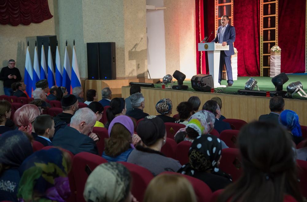 ВИнгушетии открывается международный кинофестиваль «Золотая башня»