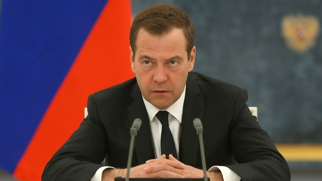 Медведев исключил Камчатку из списка зон территориального развития