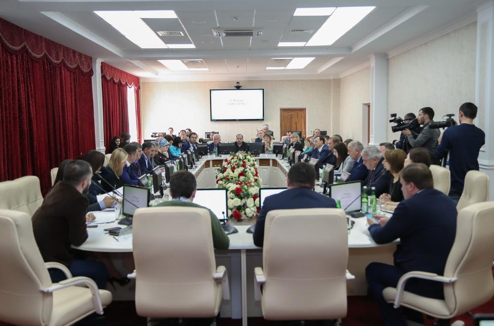 ВМагасе состоялось совещание Организационного комитета VФорума СМИ Северного Кавказа