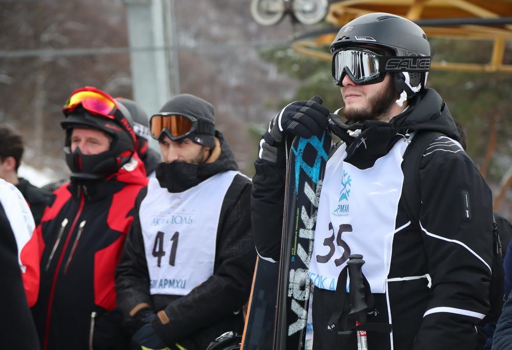 Чемпионат полыжному скоростному спуску пройдет накурорте «Армхи» вИнгушетии