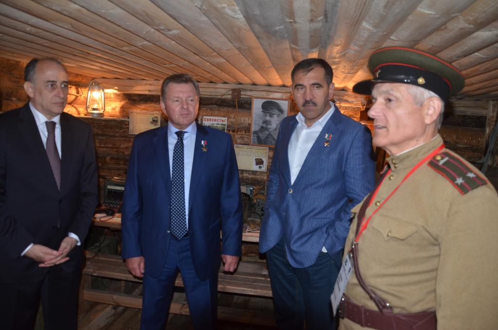 Русские военные стали лучшими вконкурсе «Суворовский натиск» наАрмейских играх