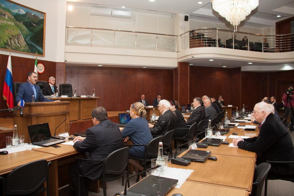 Руслан Гагиев вполне может стать новым премьером Ингушетии
