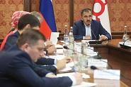 Глава Ингушетии провел совещание по итогам выборов