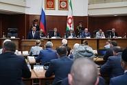 Юнус-Бек Евкуров отправил в отставку Правительство Республики Ингушетия
