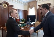Президент России наградил Главу Ингушетии Почетной грамотой за достигнутые успехи