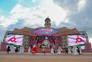 В Магасе состоялся праздничный концерт, посвященный 25-летию Республики Ингушетия