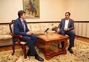 В Ингушетию прибыл глава Рособрнадзора Сергей Кравцов