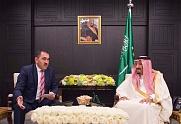 В Москве состоялась встреча Главы Ингушетии Юнус-Бека Евкурова с Королем Саудовской Аравии Сальманом Бен Абдель Азизом Аль Саудом